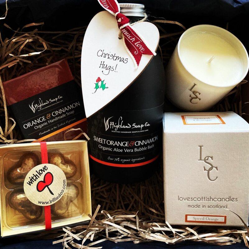Chrismas Gift Box
