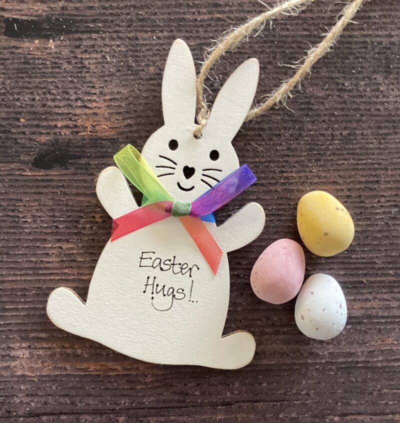 Easter Hugs Bunny