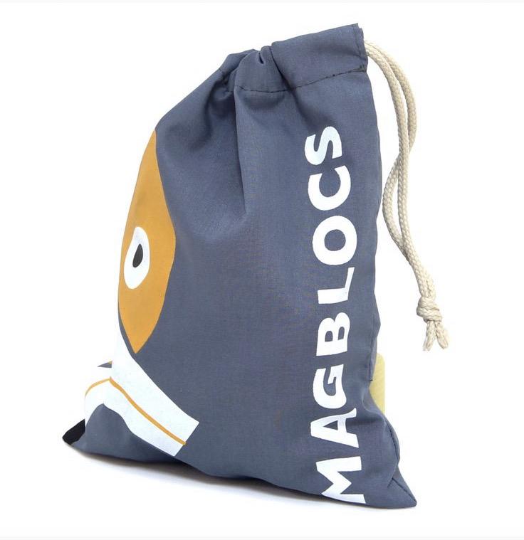 magblocs toy bag