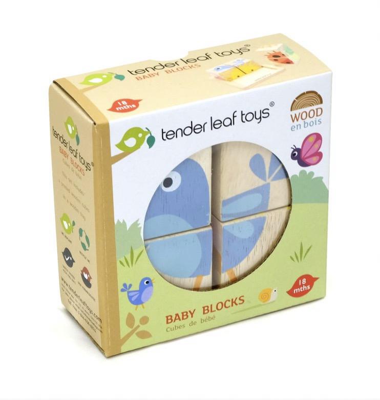 baby blocks packaging