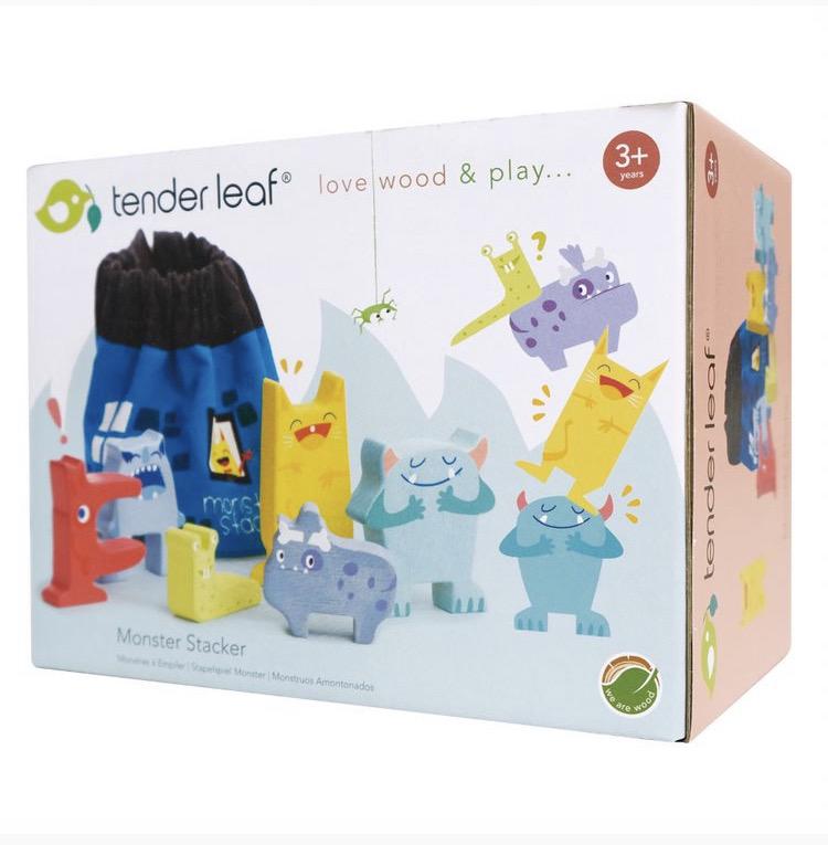 Monster stacker packaging
