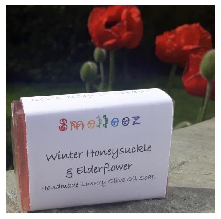 Winter Honeysuckle Soap